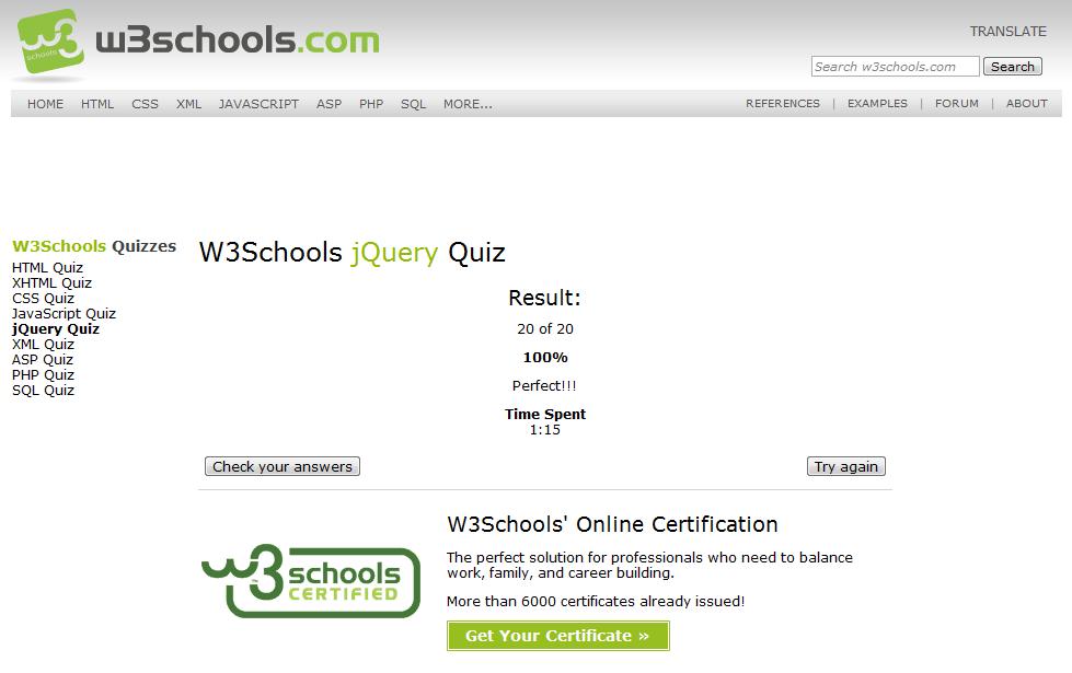 w3schools online web tutorials  u0026 quiz
